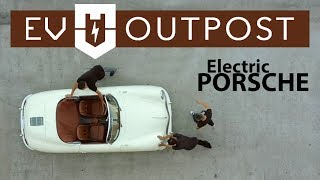 356 Porsche Speedster Electric Car Build  - EVoutpost