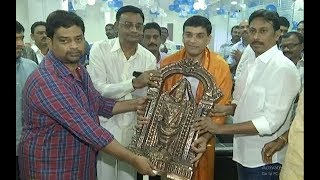 Dil Raju and Shirish Inaugurate Srivari Avenues
