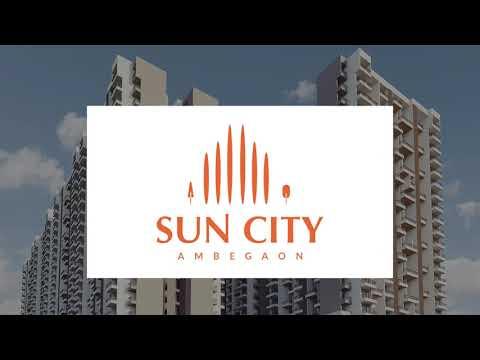 Sun City Ambegaon | 2 BHK Flats in Ambegaon Pune