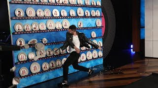 Adam Levine Makes a Smash Hit