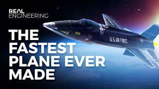 The Insane Engineering of the X-15
