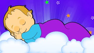 Hush Little Baby Lullaby Collection | Songs for Babies to Sleep by HooplaKidz | 66 Min