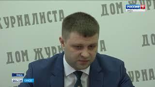 Антон Заев рассказал журналистам о реализации нацпроекта «Безопасные и качественные автомобильные дороги» в Омской области