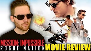 Mission: Impossible – Rogue Nation – Movie Review