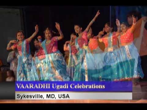 Pictures of VAARADHI Telugu Ugadi Celebrations (Baltimore), Sykesville, MD, USA