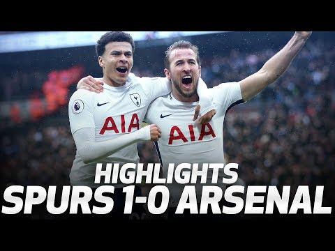 HIGHLIGHTS | SPURS 1-0 ARSENAL