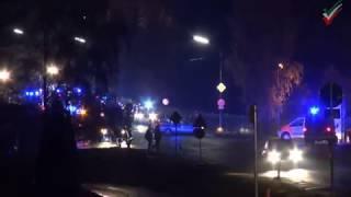 NRWspot.de | Ennepetal-Voerde – Schwerer Verkehrsunfall mit vier verletzten Personen
