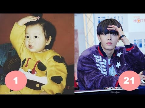 Yuta NCT Childhood | From 1 To 21 Years Old