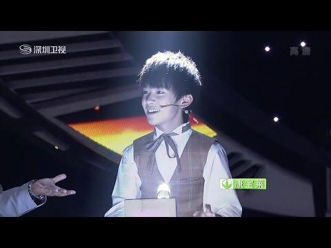 【高清 HD】TFBoys 深圳衛視年代秀 13092014  part16 猜歌名千千被噴