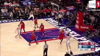 Toronto Raptors vs Philadelphia Sixers - Full Game Highlights ► Jan 18, 2017 ► 2016-17 NBA Season
