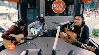"""December Avenue performs """"Eroplanong Papel"""" LIVE on Wish 107.5 Bus"""