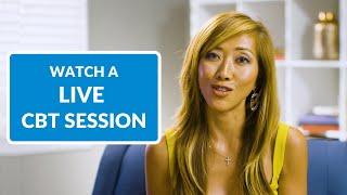 What a Cognitive Behavioral Therapy (CBT) Session Looks Like