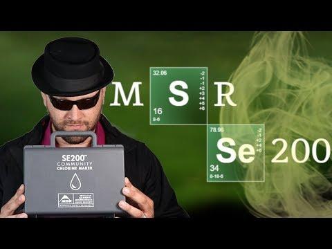 MSR SE200 Community Chlorine Maker Review