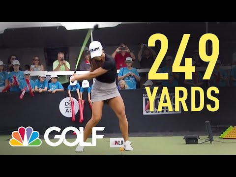 World Long Drive - Women's Top shots: Atlantic City Boardwalk Bash