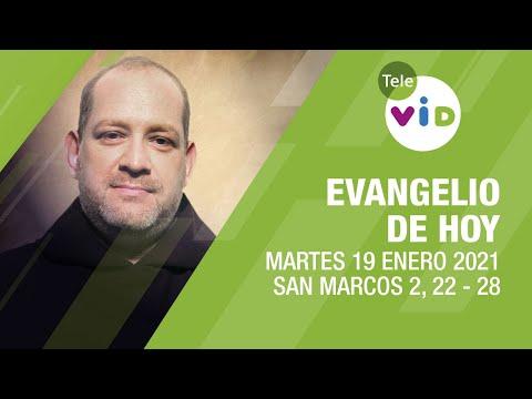 El evangelio de hoy, Martes 19 de Enero de 2021 📖 Lectio Divina - Tele VID