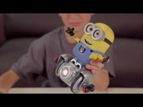 video Minions Roboter Turbo Dave WowWee Minions Mip