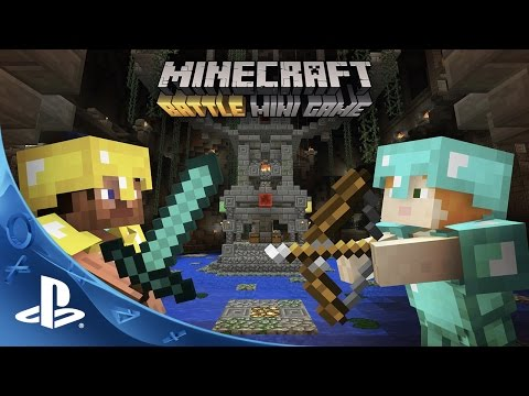 Minecraft Game | PSVITA - PlayStation