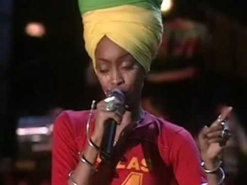 Erykah Badu No more trouble