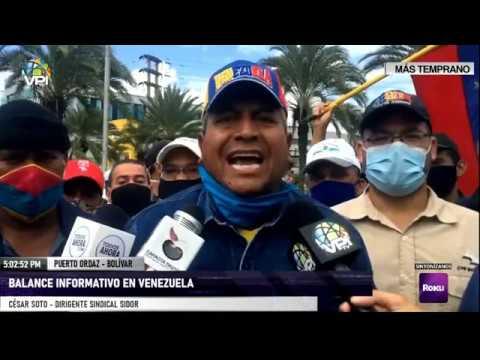 EN VIVO - Balance Informativo en Venezuela