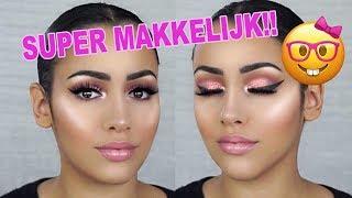 Makeup Look Voor BEGINNERS | Makeup Tutorial