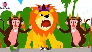 The Lion Kids Dance Songs | Sing and Dance! Songs For Children