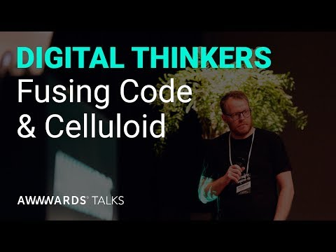 Fusing Code and Celluloid with MediaMonks @ Awwwards Conference