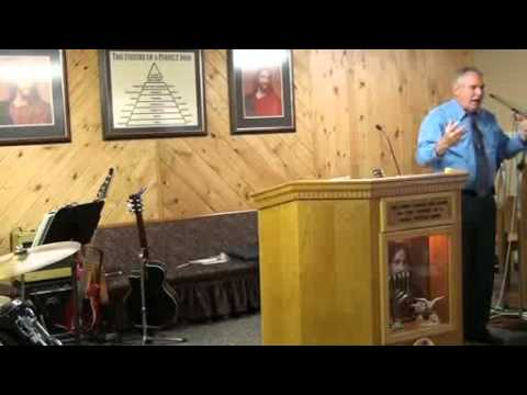 10-0815pm - Coming of The Lord Pt.16 (He Is Here) - Samuel Dale