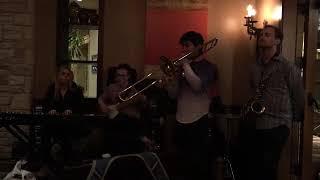 Ethan Santos Quintet - Esteban Restaurant  3/10/2018