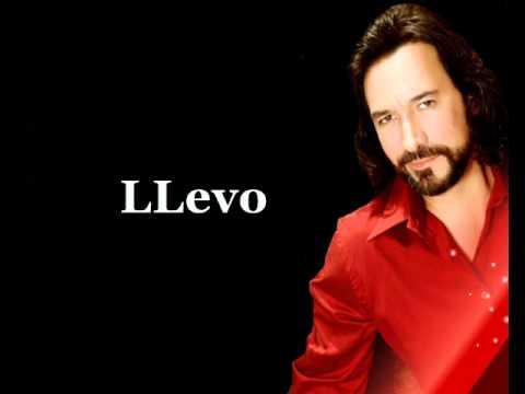 Marco Antonio Solis - O me voy o te vas (Karaoke)