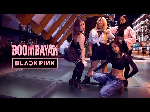 [BOOMBAYAH 붐바야 DANCE COVER] -- BLACKPINK 블랙핑크 [YOURS TRULY]