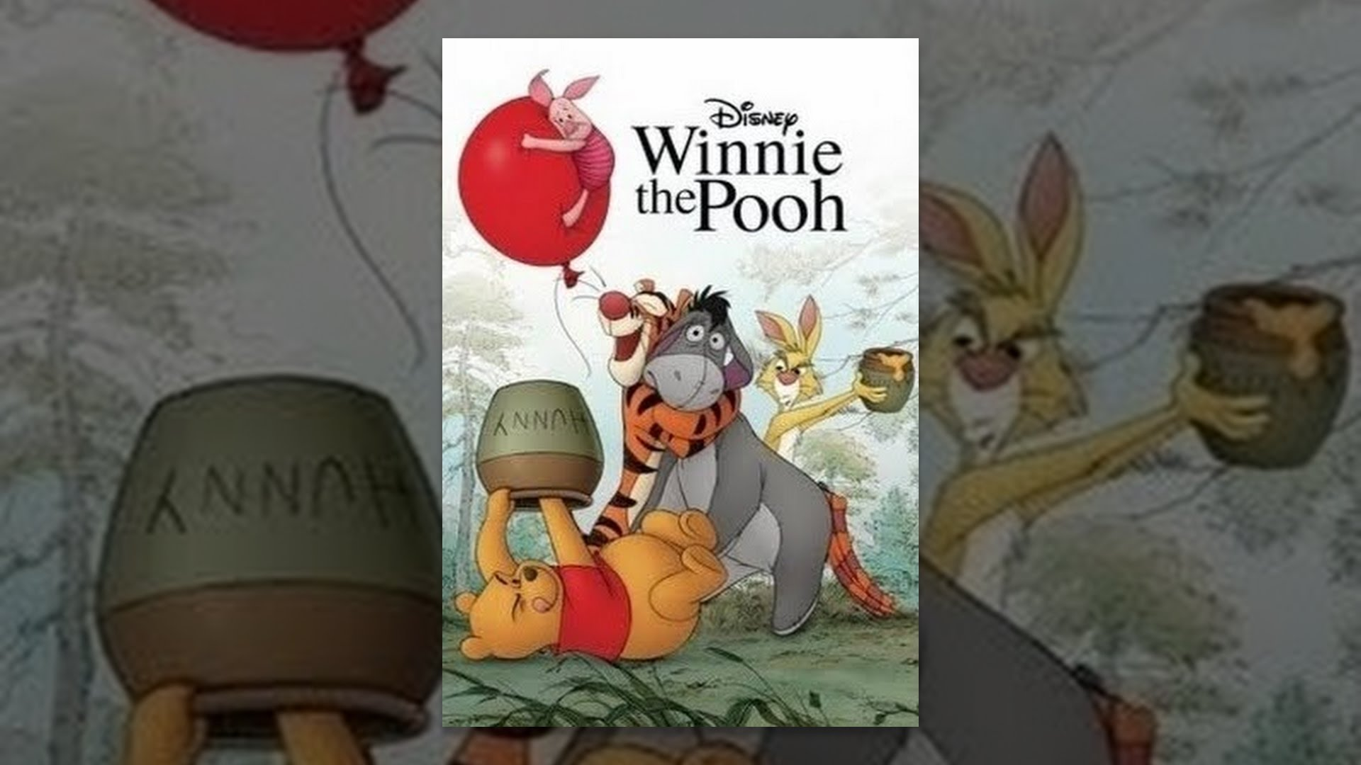 winnie the pooh  youtube