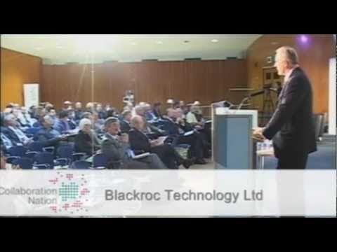 Blackroc Technology elevator pitch at Collaboration Nation 2010