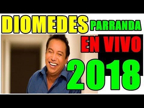 DIOMEDES DIAZ 2015 PARRANDA | DIOMEDES DIAZ HD 2015| VALLENATO NUEVO 2015