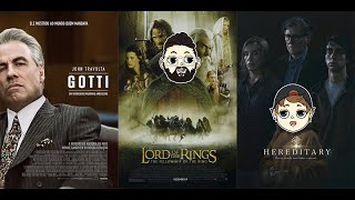 Movie Epidemic 179: Gotti / Hereditary / Blockers / Lord of the Rings Fellowship of the Ring