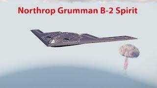 [ARMA 3] Máy bay B-2 ném bom hạt nhân và ném bom rải thảm.