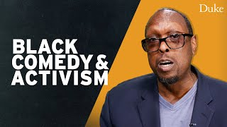 Extra Credit with Dr. Mark Anthony Neal | What is the relationship between black comedy & activism? video