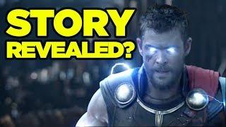 Thor Ragnarok PLOT REVEALED? (God of Thunder & Sequel Predictions)