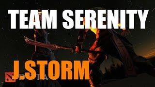 Team Serenity vs. J.Storm Game 3  Grand Finals | WSOE | Dota 2