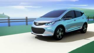 2017 Bolt EV: One-Pedal Driving | Chevrolet -