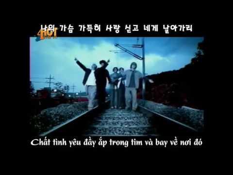 [Vietsub - Lyrics] H.O.T. - Wish of a blue bird (파랑새의 소원)