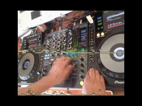 bachata mix dj de ecuador para el mundo,  mezclas en vivo