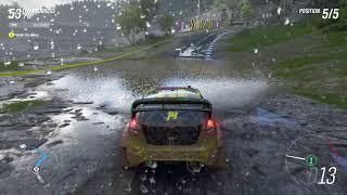 E3 2018 : Gameplay Damages Forza Horizon 4