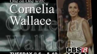 CBS8 1on1 With Cornelia Wallace Promo 2007