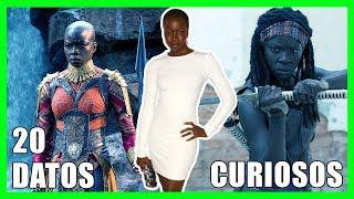 20 Curiosidades Que NO CONOCIAS Sobre Danai Gurira (The Walking Dead - Black Panther)