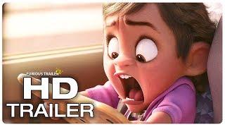 WRECK IT RALPH 2 Baby Moana Easter Egg Scene Movie Clip+ Trailer (NEW 2018) Disney Animated Movie HD