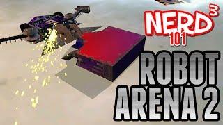 Nerd³ 101 -  Robot Arena 2