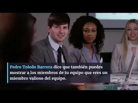 Cómo impresionar a tu jefe de Pedro Toledo Barrera