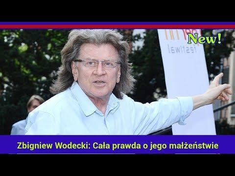 Zbigniew Wodecki: Cała prawda o jego małżeństwie