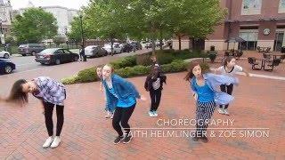 WHITE IVERSON – Post Malone   Richmond Urban Dance