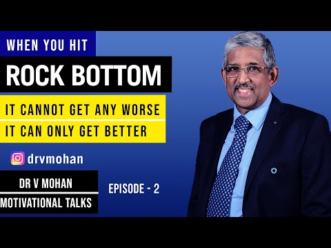 HITTING ROCK BOTTOM - DR REMA MOHAN'S BATTLE WITH CANCER | BEST MOTIVATIONAL VIDEO 2020 | DR V MOHAN